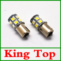 8PCS/LOT Free Shipping DC12V BA15S-5050-13LED car brake light / backup,light  led bulb,led panel,led light Free Shipping
