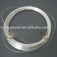 Sterling Silver filled round wire 0.4mm