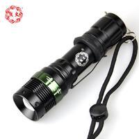 Bear Fire X25 LED flashlight rechargeable long-range zoom mini flashlight Genuine