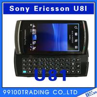 U8i 100% Original Unlocked Sony Ericsson Vivaz pro 5MP mobile Phone WIFI GPS bluetooth Symbian s60 free shipping  Refurbished
