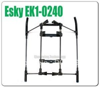 free shipping Esky EK1-0240 Battery Hanger & Skid Set for Honey Bee rc helicopter part