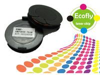 Minolta 5650 for Konica Minolta toner cartridge reset chip used in monochrom laser printer or copier