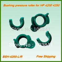 Free shipping 60sets /lot BSH-4200 printer spare Bushing BSH-4200-L/R Bushing pressure roller for HP4200 4250 4350 Printer