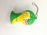 2014 Brazil world cup usb flash, Original design, New Titan Cup usb flash drive, USB Flash Drive Memory Stick Pen