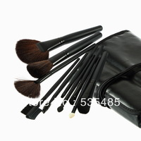 Free shipping !Beautiful said recommended 6001 Professional Brush 32 brush sets with brush pack ! Animal hair beginner must no l
