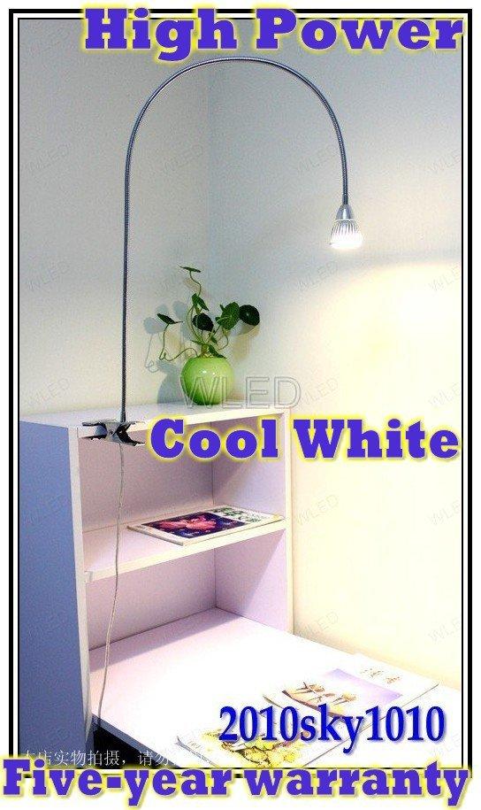 Cool White High Power LED 50CM tube desk lamp 3*3W LED reading lighting lamps AC85-265V(China (Mainland))