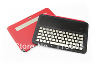 Aluminium Bluetooth Keyboard with detachable protective case for Samsunge tab Galaxy Note 10.1 INCH