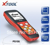 PS100 Super OBDII Can Scanner Code Reader Auto Diagnostic Tool