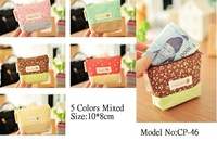 50pcs~Japan Sytle !Cute Coin Purse/Purse/Wallet/Coin Bag/Coin Pouch/Key Bag/Key Holder(CP-46)