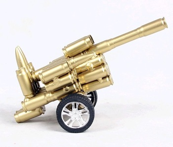 2014 Global coolest crafts: holiday gifts, business gifts, furnishings aircraft artillery tank model [field] certified company