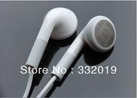 Free shipping in ear earphones fashion mp3 heatshrinked heavy bass high quality headphones