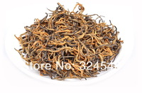 500G WuYi Golden Eyebrow Organic JinJunMei Black Tea ,WuYi Bohea,JR
