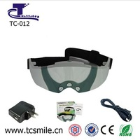 Eye Massager battery and DC Electric both operated massager easing eye's tension TC-012