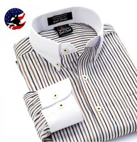 Free Shipping ! 2013 Autumn New Stylish Long Sleeved Designer Shirts/ Super Quality Luxury Evening Dinner Party Dress Shirt