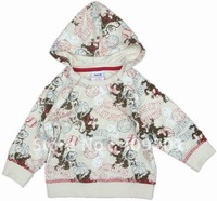 FREE SHIPPING A1252# Boys hoodies&sweatshirts with printing,2013 New Hot