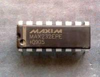 Max232cpe max232epe dip