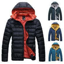 Top selling free shipping high quality detachable cap men winter coat outdoor jacket parka men AYJ791