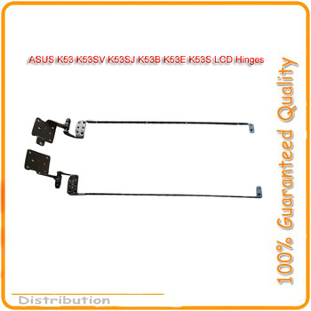 China Post Air Mail Free Shipping 1Pair Laptop LCD Hinge For ASUS K53 K53SV K53SJ K53B K53E K53S LCD Hinges LCD Hinge Hinges