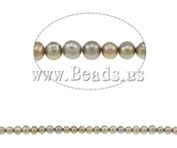 Free shipping!!!Potato Cultured Freshwater Pearl Beads,High Quality Jewelry, light purple, 5-6mm, Hole:Approx 0.8mm