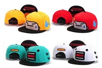 Cheap GOOGIMS Zombie DOMO SPONGEBOB Cute Cartoon Snapback Hats Marvel Spiderman Hero Snapbacks Caps Camo Superman Snap back Cap