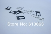 10pcs/lot Original Replacement for iPhone 5 Sim Card Tray Slot,free shipping black&white