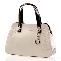2013 New Famous Brand PU Leather Bag Women Message Bag Ladies' Handbag Pattern Bags