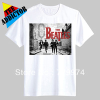 Beatles she love you yeah cotton t shirt vintage fashion