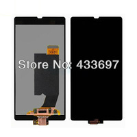 NEW  For Sony Xperia Z LT36i LT36H L36H C6603 C6602 Full LCD Screen Display with Touch Screen Digitizer assembly Part