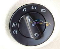 Vw skoda fabia headlight switch fog lamp switch rotary switch original