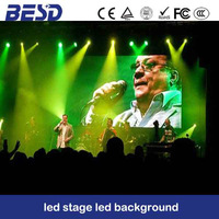 2013 wholesale P4 Indoor led display with high contrast black led