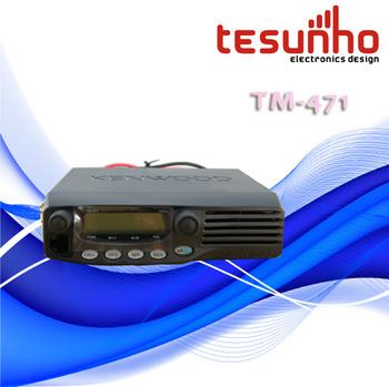 TM-471100%OEM MOBILE WALKIE TALKIE 400-470MHz VEHICLE TWO WAY RADIO CAR TRANSCEIVER