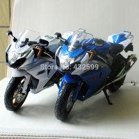 Free Shipping Brand New Set Of 2 pcs Joycity 1:12 Scale Suzuki GSX R1000 Racing Motorcycle Diecast Metal Model In Stock