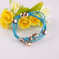 Браслет 2013 New Korean Fashion Butterfly Simple Pop Elements All-match Handmade Bracelet! #2158