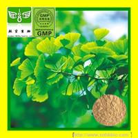 1000g[Discount] 100% Natural Ginkgo biloba Leaf Extract 20%