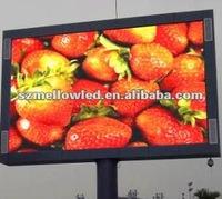 outdoor led digital sign board