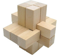 Boxed series adult wooden toy 0.1