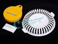 Portable Healthy Microwave Oven Fat Free Baked Potato Chips Maker Machine Device With slicer Drop Free Shipping