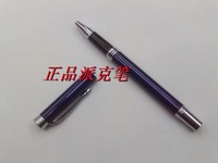 912 blue clip roller pen professional customize logo laser sculpture