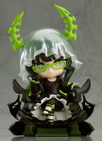 1(pcs)XNew NENDOROID Cool Black Rock Shooter Green Devil Fine Workmanship Collectible Toy Gift for Kids FREE SHIPPING WORLDWIDE