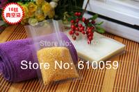 Clear food Vacuum bag Size 18x25cm food packaging bags