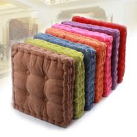 free shipping wholesale news Corn grain cushion thickening autumn and winter velvet dining chair pad corduroy tatami cushion