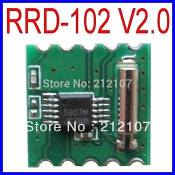 FM Radio Module RDA5807M RRD-102 V2. 0 Stereo Radio Module