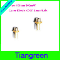 [Tiangreen]Free shipping Promotion New 808nm 500mW Laser Diode, DIY Laser, Lab, HOT selling 2013