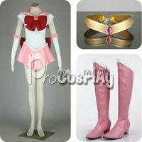Cheap Sailor Moon Chibiusa Sailor Chibi Moon Cosplay Costume