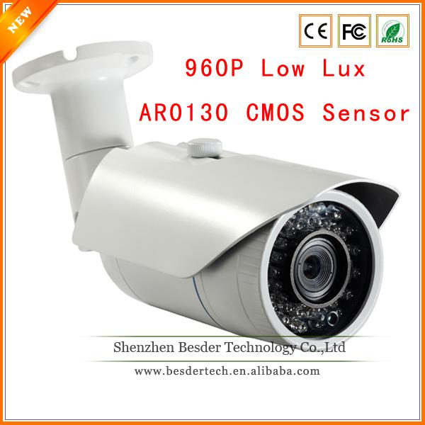 "Promotional Item 1/3"" 960P low lux AR0130 CMOS Sensor HD Wifi Cmos H.264 Wireless 1280*720 Outdoor IP Camera With IR Cut(China (Mainland))"
