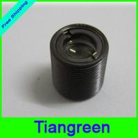 [Tiangreen]Free shipping  2013 wholesale 445nm/450nm laser diode/laser module/lighting coated focusing glass lens M9*0.5