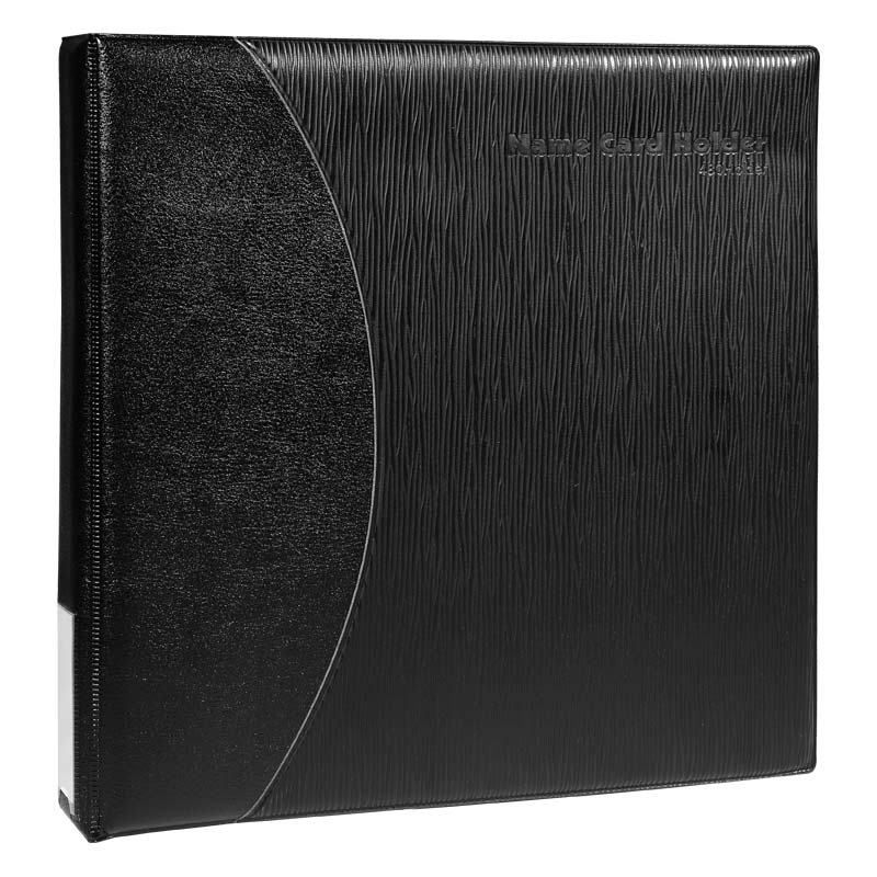 Large Business Card Holder Book Business Card Book of
