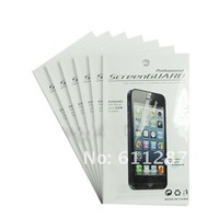 Free Shipping, 100pcs new clear screen guard protector for LG Optimus F6