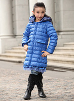 Hot Selling! Boys Girls Outerwear & Down Coats For Childrens 2013 Autumn and Winter Clothing 1pcs Retail+ Free shipping