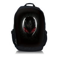Alien Print 15.6 Inch Netbook / Notebook / Laptop Backpack Bag School Travel Sports Bag Bookbag